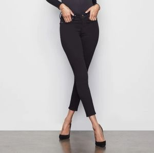 Good American Good Legs High Rise Crop Jeans